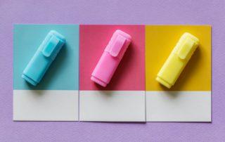 Kolorowe-mazaki-do-pisania